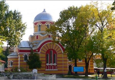 Негово преосвещенство Константийският епископ Яков отслужи Света литургия в храма на с. Дорково