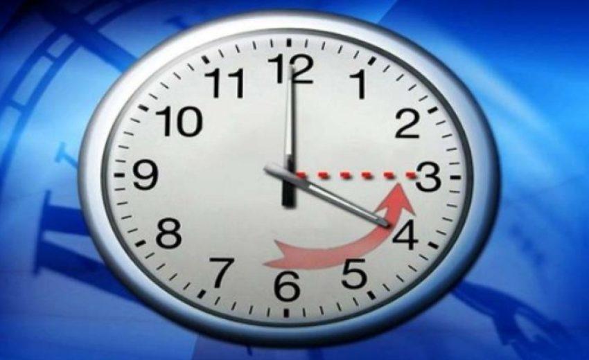 Зимно часово време от 25-10-2020 в 4:00 ч. сутринта стрелките на часовниците с 1 час назад