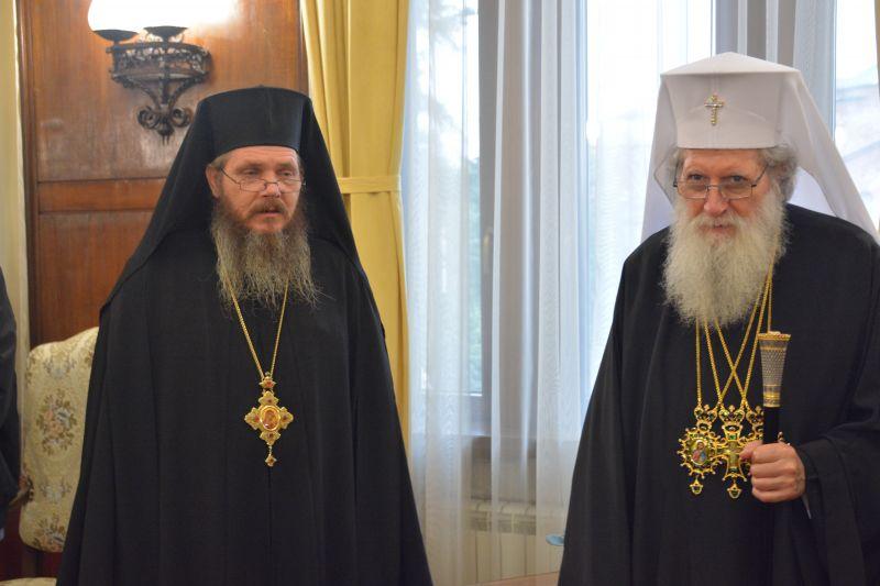 Архиерейският наместник на Пазарджик стана Доростолски митрополит