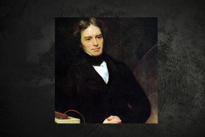 На 17 октомври 1831 г. Майкъл Фарадей прави успешно изпитване на динамо и открива електромагнитната индукция