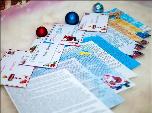 """Български пощи стартира конкурса """"Най красиво писмо до Дядо Коледа"""""""