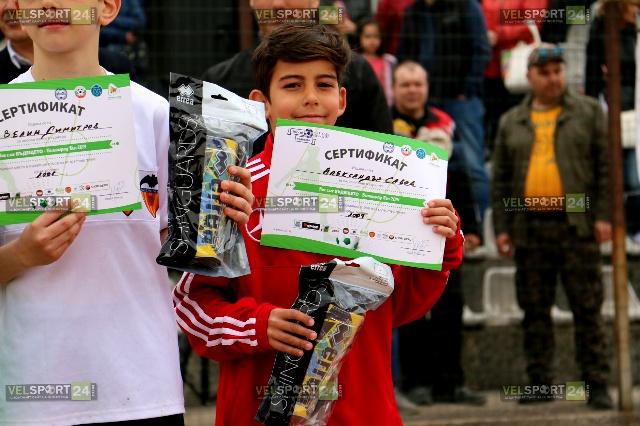Двуцифрен успех за децата на футболния Чепинец – талант блесна с хеттрик