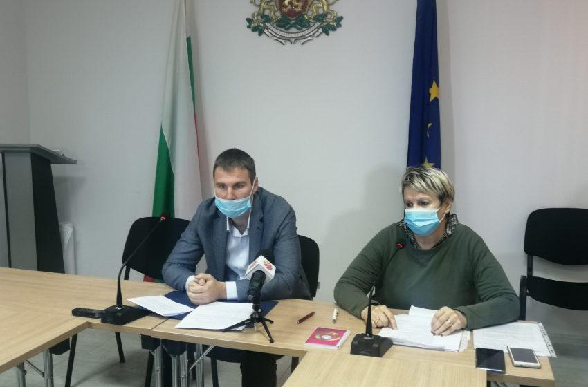 Заседание на Областен кризисен щаб – Пазарджик 26-11-2020
