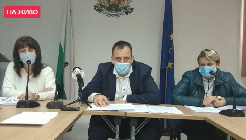 """""""В oбл. Пазарджик няма да се определя болница за лечение, поради липса на персонал…"""" – зам. обл. управител Й. Кожухаров"""