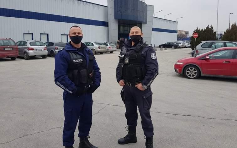 Активни полицейски действия за контрол на противоепидемичните мерки започнаха в област Пазарджик