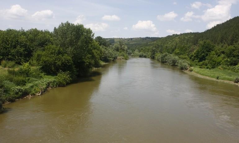 В следствие на падналите валежи реките в обл. Пазарджик имат леко повишение на водното ниво