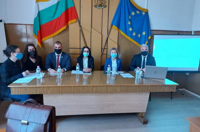 Общ. Ракитово проведе Публично обсъждане на План за интегрирано развитие 2021-2027