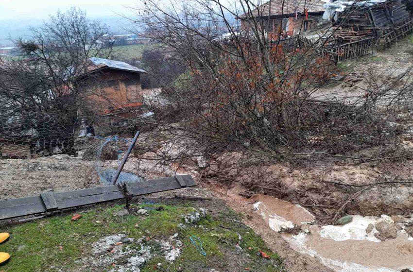 Общинска комисия ще опише щетите от наводненията в гр. Костандово, с. Дорково и гр. Ракитово