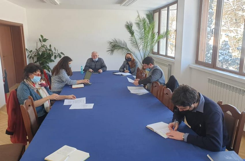 Среща на групата за контрол на нерегаментираните сметища в общ. Велинград