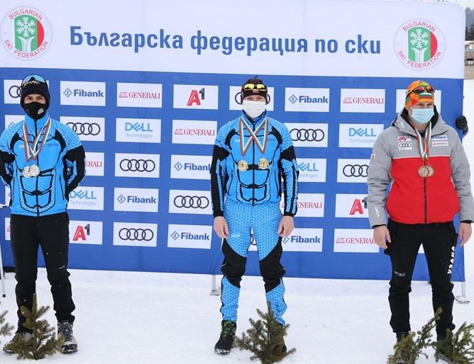 Велинградските скиори не стигат до медалите на държавното първенство по ски бягане на Юндола