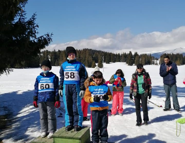 За 20-ти пореден път общ. Велинград е домакин на Националното състезание по ски за ученици с нарушено зрение
