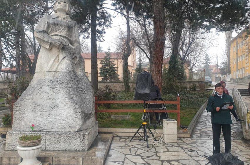Велинград отбеляза 99 години от рождението на своя Патрон – Вела Пеева
