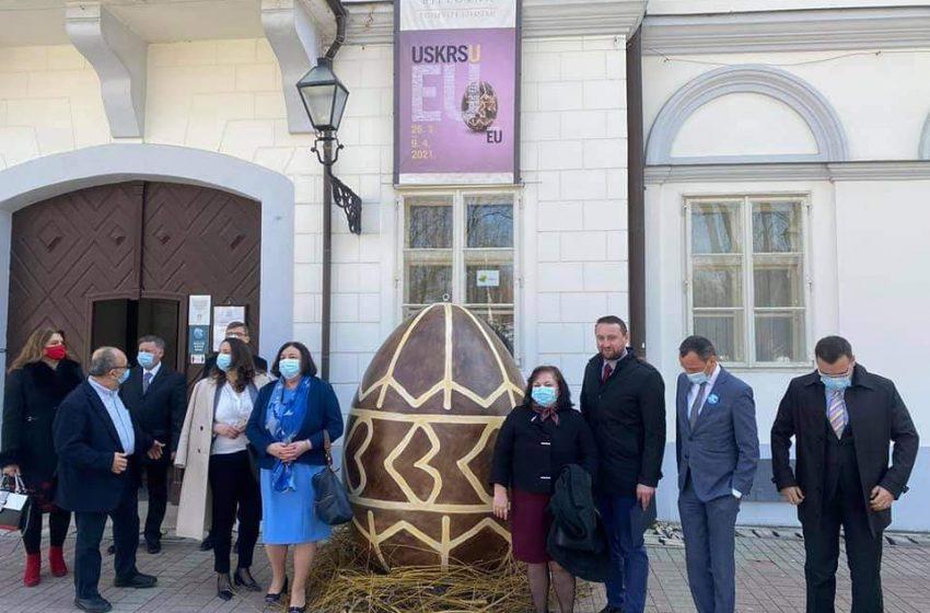 Велинград представя великденските традиции на страната ни на изложение в Хърватия