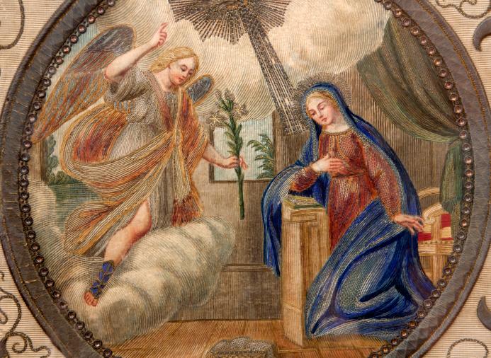 Благовещение е един най-светлите християнски празници – 25 март