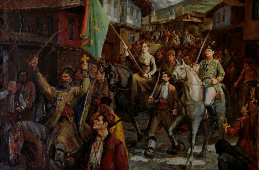 На 20 април се навършват 145 години от Априлското въстание