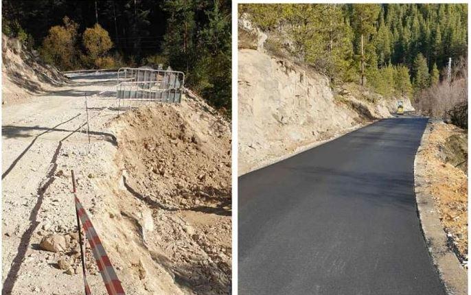 Общ. Велинград стартира обществена поръчка за ремонтни дейности по пътя между с. Абланица – с. Цветино