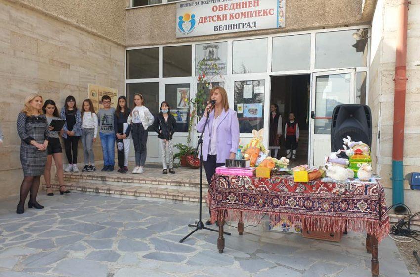 """Наградени бяха отличилите се участници в конкурса """"Великденски писани яйца от Чепинския край"""""""