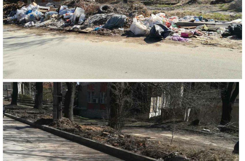 """В кампанията """"С грижа за чист Велинград"""" вече са почистени 11 нерегламентирани сметища"""