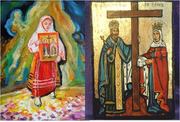 Hecтинapитe излизaт нa 21 май – празника на Cвeти Koнcтaнтин и Eлeнa
