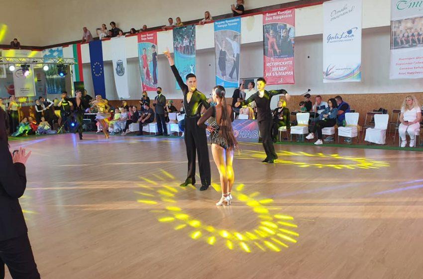 Велинград стана столица на спортните танци през уикенда на 5 и 6 юни 2021 г.