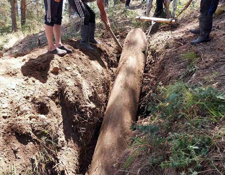 ВКТВ – Велинград отстрани авария на главен захранващ водопровод
