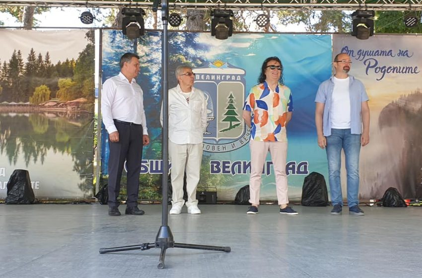 """Музикалният фестивал """"Дъга над Клептуза"""" завърши с гала-концерт на лауреатите"""