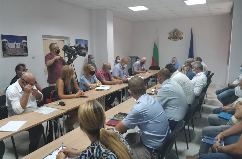 По-строги мерки за справяне с пожарите обсъдени на заседание на Областния съвет