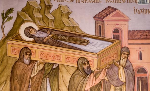18 август – успение на Св. Йоан Рилски – покровител на българския народ