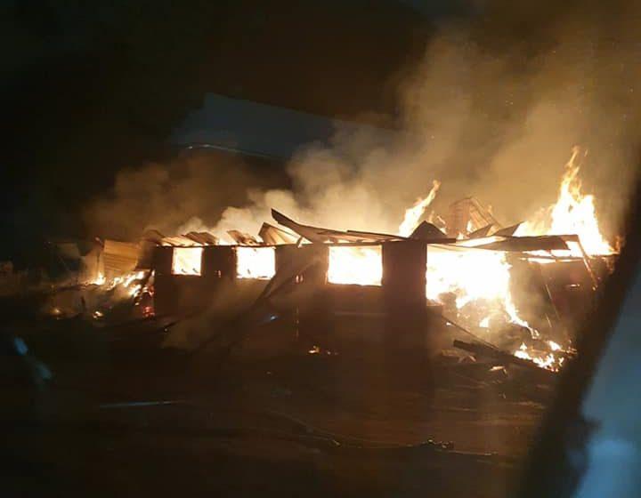 Изгоря ферма с около 100 животни край Велинград