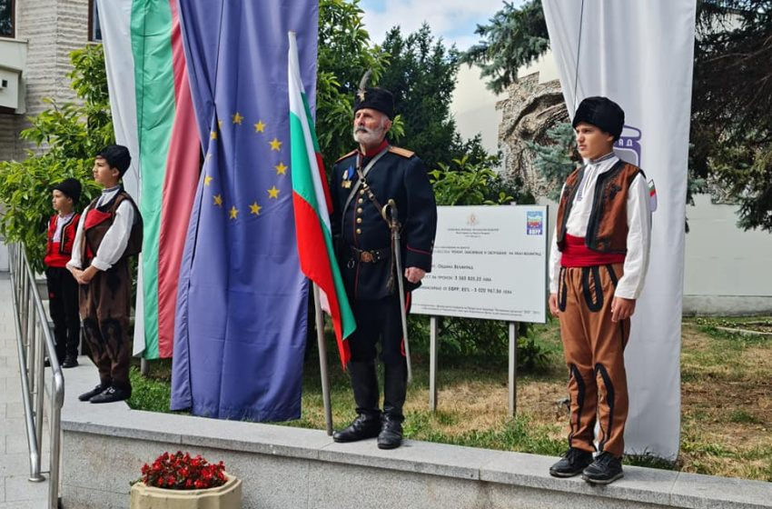 Община Велинград отбеляза Деня на Съединението